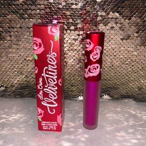 Lime Crime Makeup - Lime Crime Velvetines Liquid Matte Lipstick